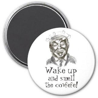Sunny Donald Trump Covfefe Magnet
