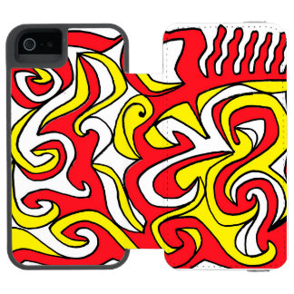Sunny Essential Meaningful Fortunate Incipio Watson™ iPhone 5 Wallet Case