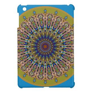 Sunny Fall Day Kaleidoscope iPad Mini Covers