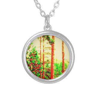 Sunny forest custom jewelry