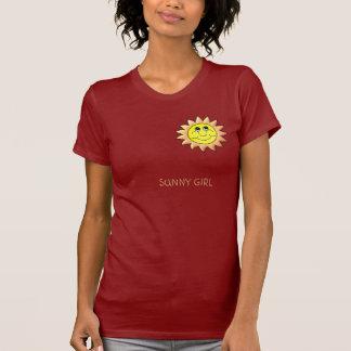 SUNNY GIRL - Customized T-Shirt