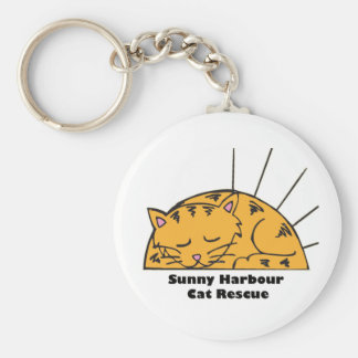 Sunny Harbour Key Chain