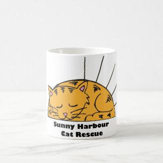 Sunny Harbour Logo Mug