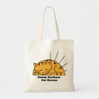 Sunny Harbour Tote Bag