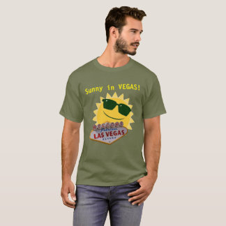 Sunny In VEGAS! Men Shirt