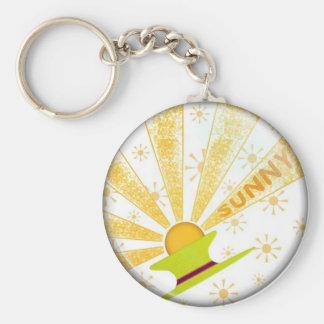 sunny key ring