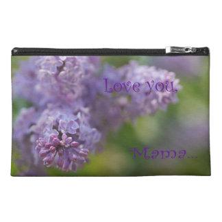 Sunny Lilac Bag For Mom Travel Accessory Bag