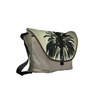 Sunny Palm Courier Bags