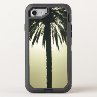 Sunny Palm OtterBox Defender iPhone 8/7 Case