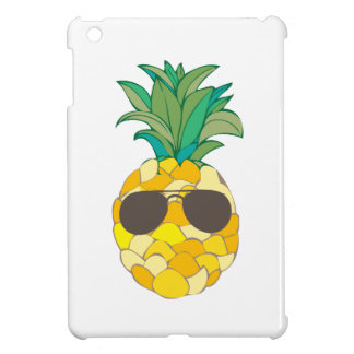 Sunny Pineapple iPad Mini Cover