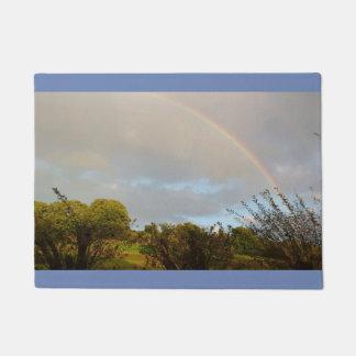 Sunny Rainbow Doormat