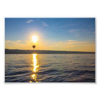 Sunny Seneca Lake, New York Photo Print