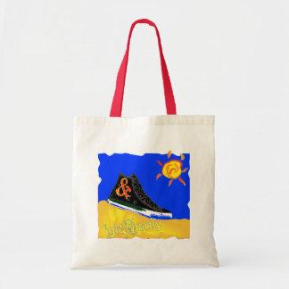 """Sunny Shoe"" by Katie winner 08.03.09 Tote Bag"