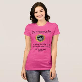 Sunny Sky Sleeps Eclipse Shirt