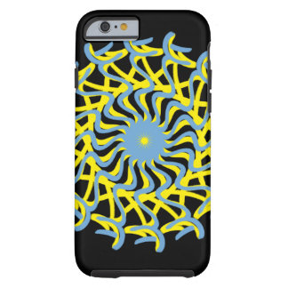 Sunny Snakes Tough iPhone 6 Case