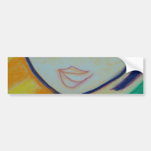 Sunny Spirit Bumper Sticker