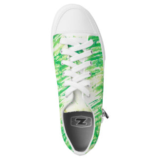 Sunny Spring Meadow Printed Shoes