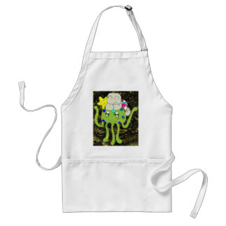 Sunny Star, Jellyfish and Turtle Friends Standard Apron
