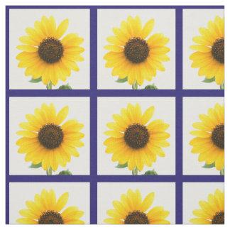Sunny Sunflower Fabric