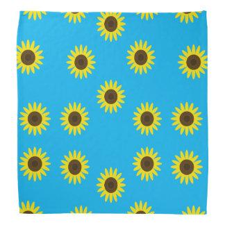 Sunny Sunflowers Bandana