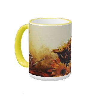 Sunny Sunflowers Mug
