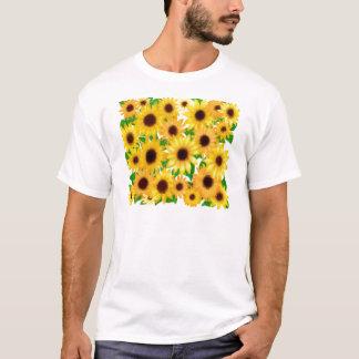 Sunny Sunflowers T-Shirt