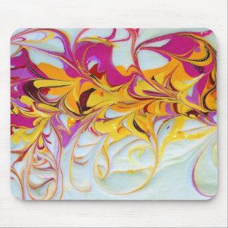 Sunny Swirls Mousepad