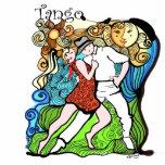 Sunny Tangueritos Tango Acrylic Cut Outs