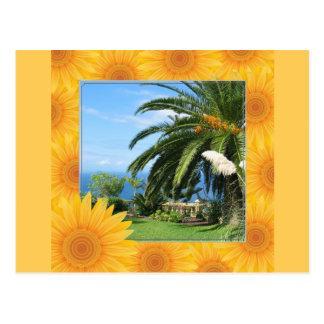 sunny Tenerife Postcard