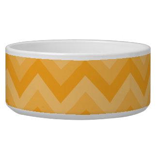 Sunny Yellow Zig Zag Pattern.