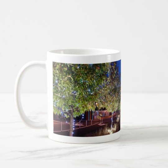 Sunnyvale at Night Coffee Mug