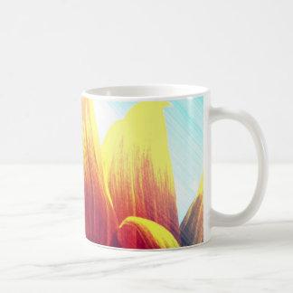 Sunray Sunflower Coffee Mug