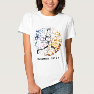 Sunrise 2011 - The Suns of the World for Japan Tee Shirts