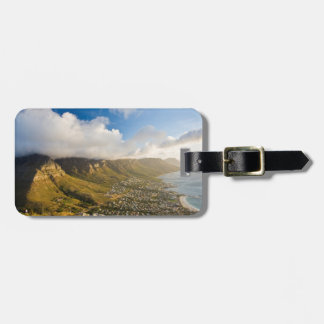 Sunrise Above Camps Bay And Table Mountain Luggage Tag