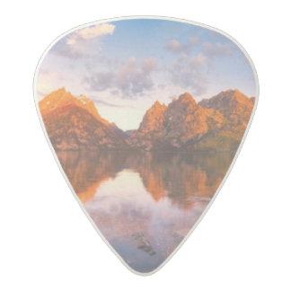 Sunrise Acetal Guitar Pick