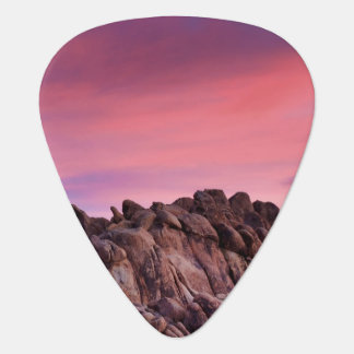 Sunrise at Alabama Hills Plectrum