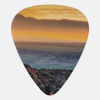 Sunrise at Bryce Canyon Guitar Pick