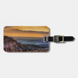 Sunrise at Bryce Canyon Luggage Tag