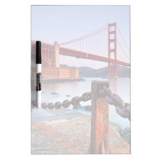 Sunrise At Fort Point Dry Erase Board
