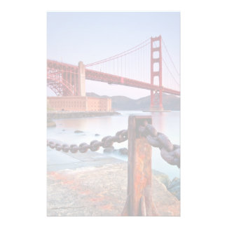 Sunrise At Fort Point Stationery Design
