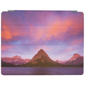 Sunrise at Glacier iPad Cover