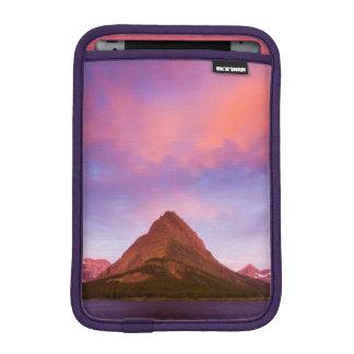 Sunrise at Glacier iPad Mini Sleeve
