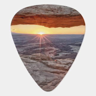 Sunrise at Mesa Arch, Canyonlands National Park Plectrum