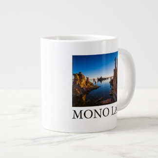 Sunrise at Mono lake, California Large Coffee Mug