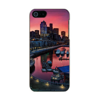 Sunrise at pier 66 looking down on bell harbor incipio feather® shine iPhone 5 case