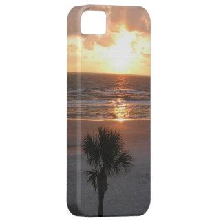 Sunrise At The Beach iPhone 5 case