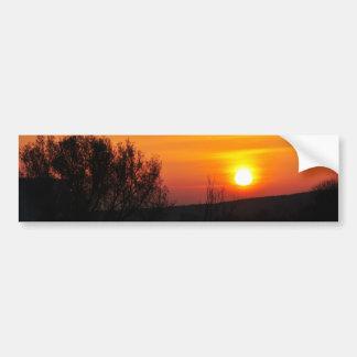 Sunrise - autostickers bumper stickers