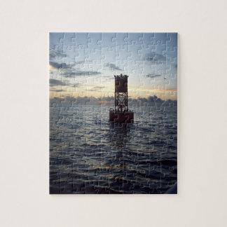 Sunrise Buoy Jigsaw Puzzle