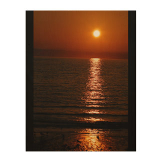 Sunrise by Jenny Potter Wood Wall Decor