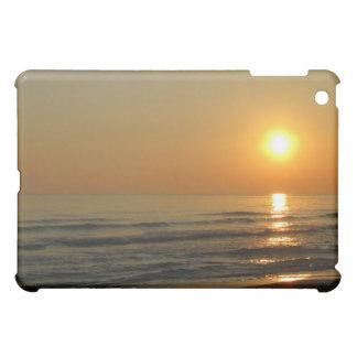 Sunrise by Lake Michigan iPad Mini Cases